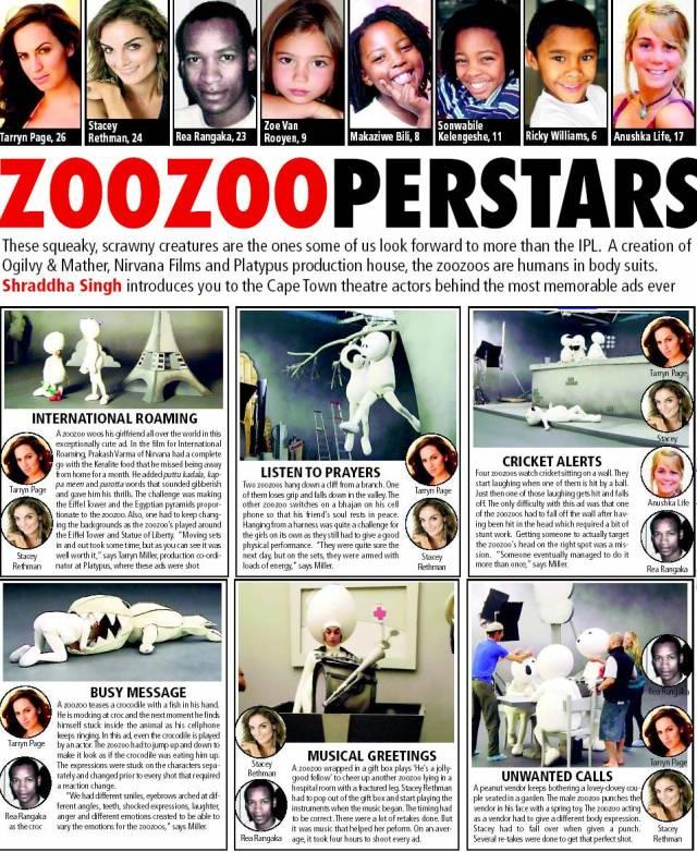 ZooZoo Stars