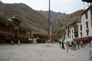Hemis Courtyard